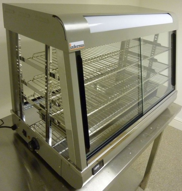 Brand New Heated Display Cabinet/ Showcase