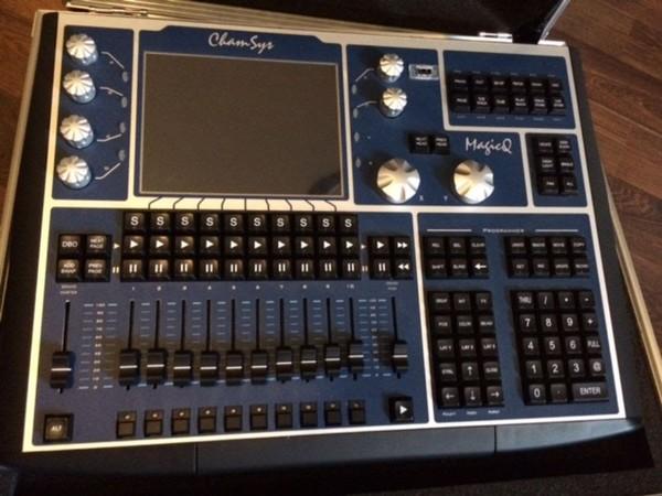 Chamsys MagicQ MQ60 Lighting Console