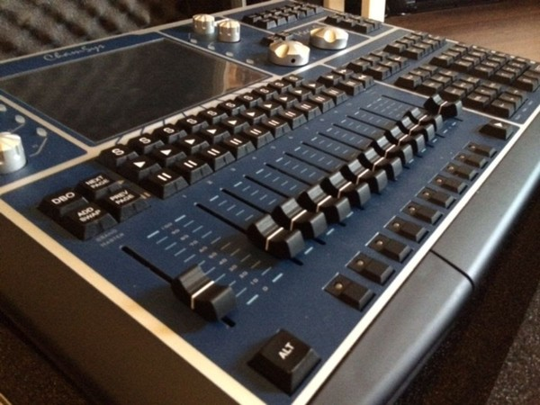 Chamsys MagicQ MQ60 Lighting Console for sale