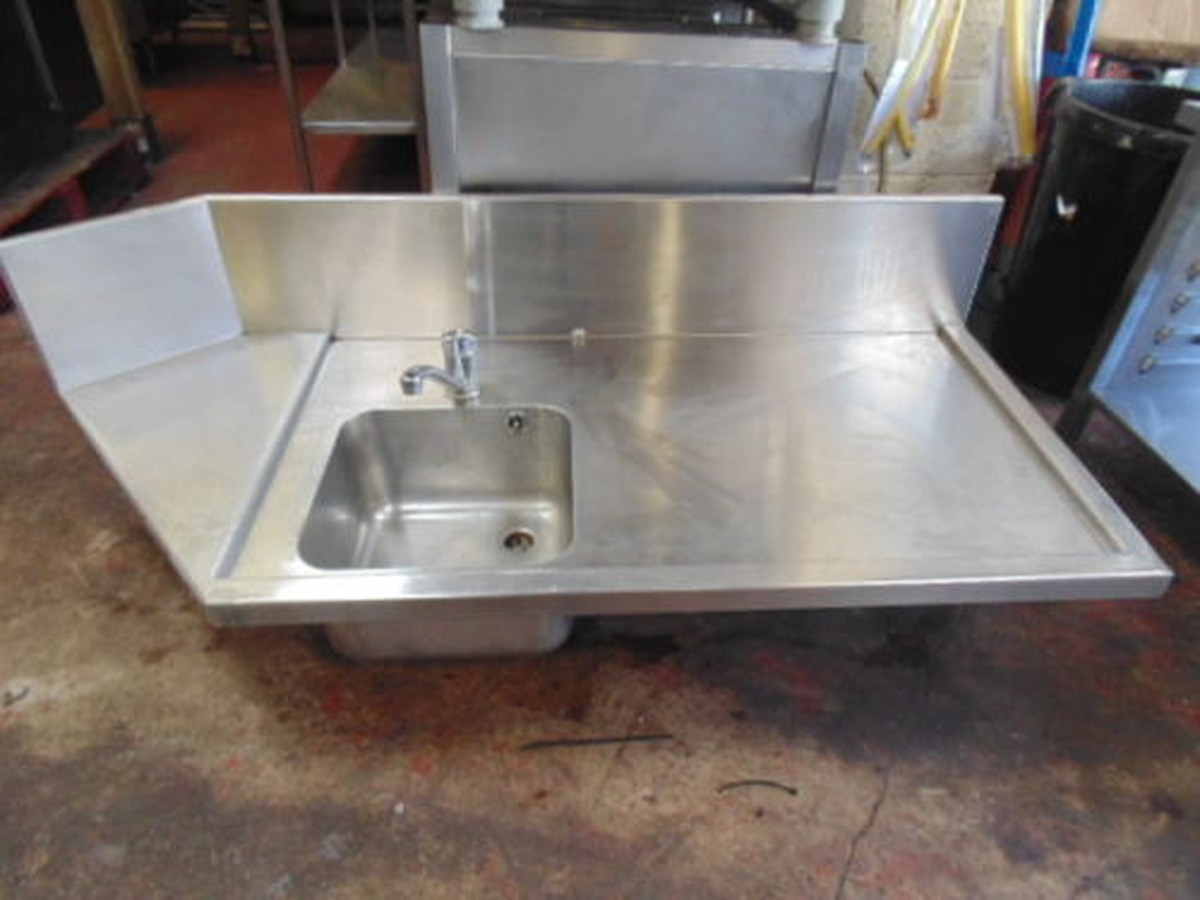 Ss Commercial : ... Stainless Steel Commercial Sink Unit - Peterborough, Cambridgeshire
