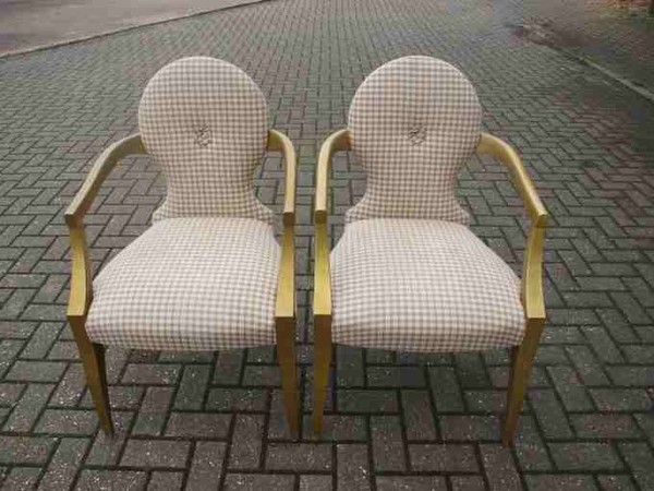William McLean Carver chairs