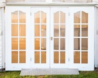 Various Wooden and Plastic Doors and PVC For Sale