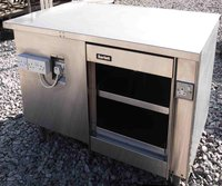 Bartlett Stainless Steel Cabinet With Power Points