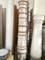 Indian decorative pillars