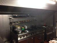 Indian 9 burner oven