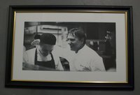 picture of Raymond Blanc and chef