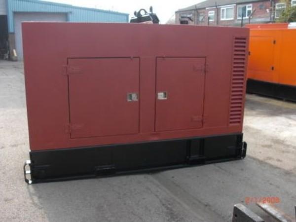 2003 70kva Iveco diesel generator