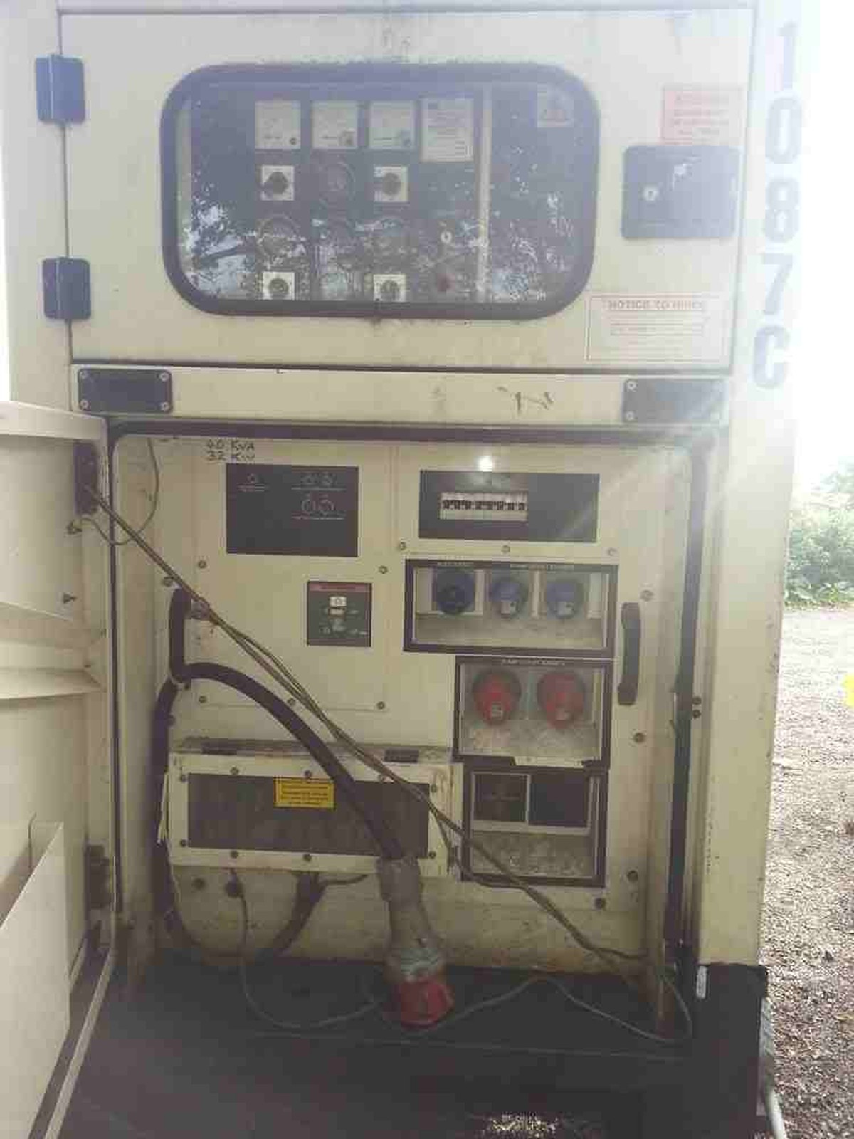Secondhand Trailers Generators on trailers