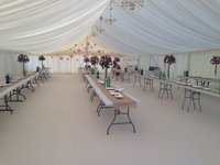 12m x 30m Clearspan Structure Marquee