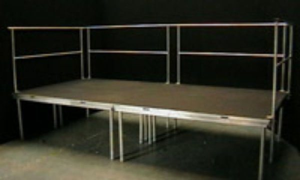 2mx1m Baltic Staging decks