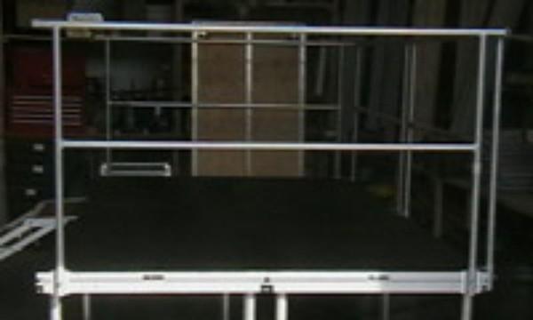 2mx1m Baltic Staging unit