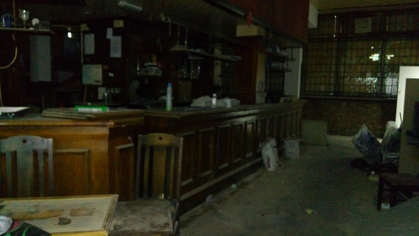 second hand bar for sale