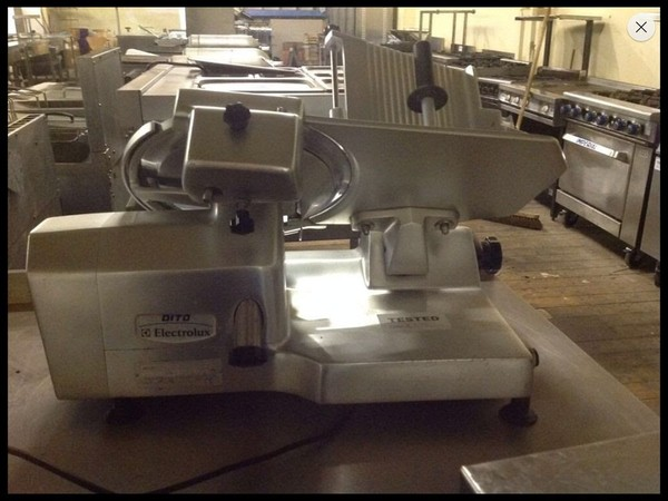 Buy Used Electrolux Meat Slicer