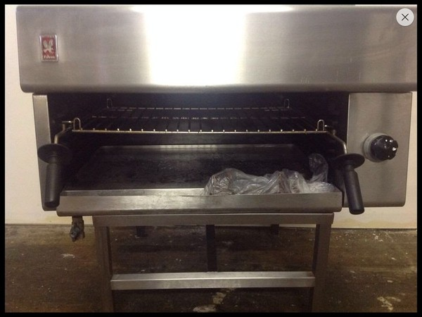 Falcon LPG Gas Grill for sale