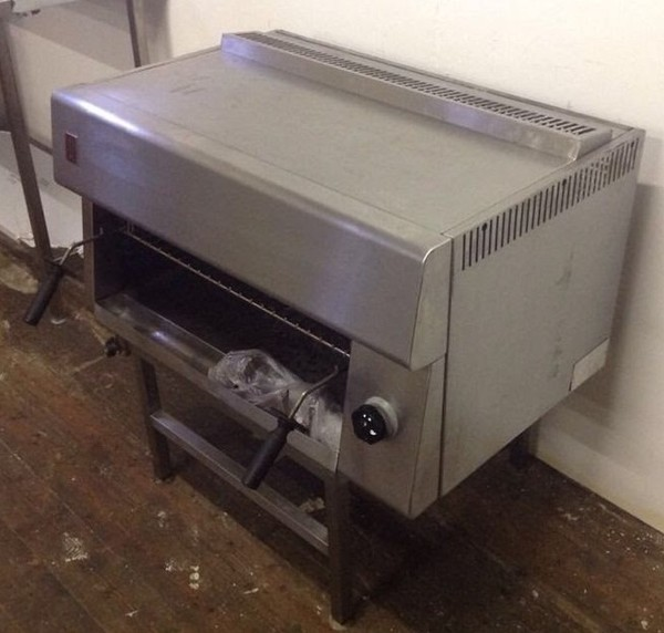 Used Falcon LPG Gas Grill for sale