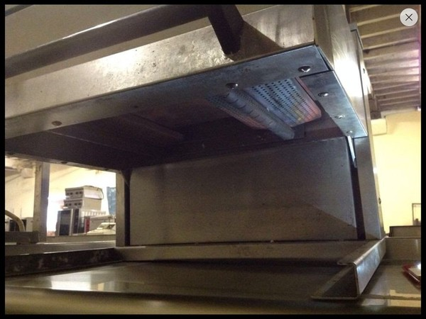 Buy Rosinox Nat Gas Rise and Fall Grill