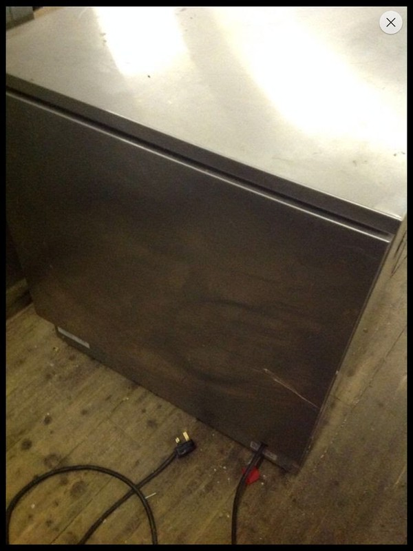 buy used cooking and holding unit
