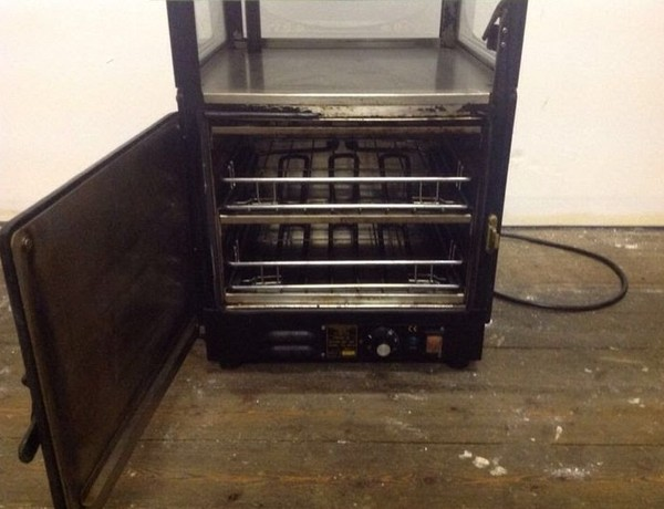 Victorian Jacket Potato Baking Oven