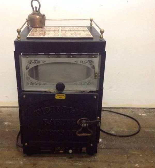 Victorian Spud Oven