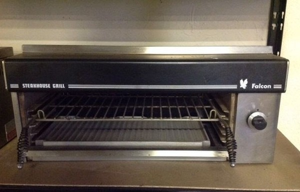 Buy Used Falcon Steakhouse Grill