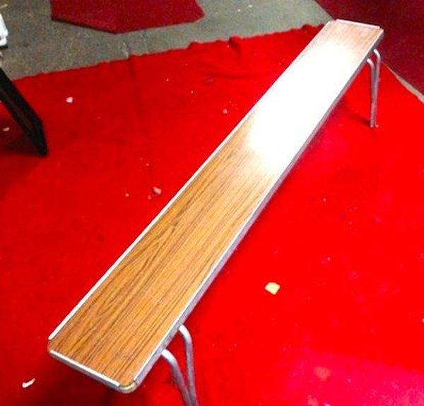 Gopak Folding Aluminium Table