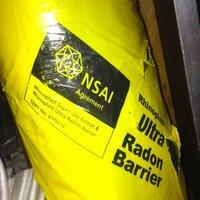 Rhinoplast Ultra Radon Barrier Membrane Sheeting