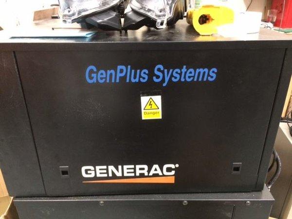 Generac Petrol Generator 5kw