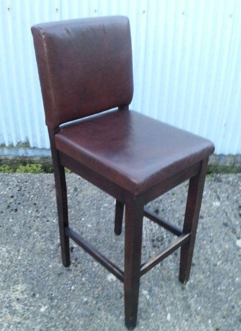 Listing 20114 2x high drinks tables and 8x high bar chairs northampton