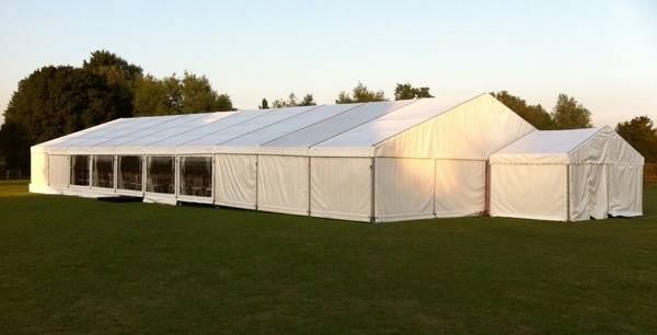 Tectonics Clear Span Marquee for sale