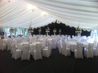 90ft x 40ft Clear Span Tectonics Frame Marquee
