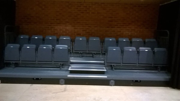 Theatre seating for sale