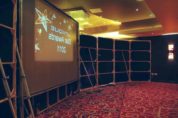 BackProjection system for sale