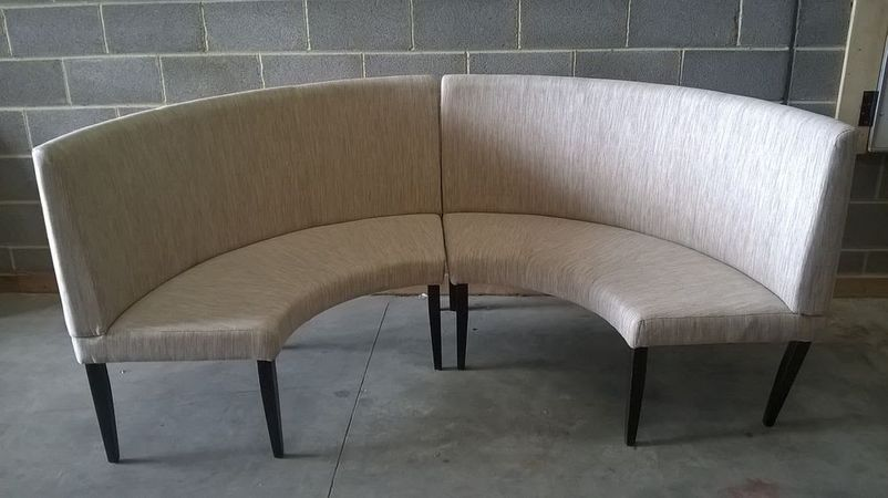 Secondhand Hotel Furniture Lounge and Bar Banquette  : bespoke banquette curved seating 923 from secondhand-hotel-furniture.co.uk size 802 x 450 jpeg 45kB