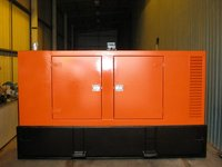 2003 40kva Iveco diesel generator