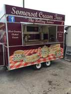 Food Wagon Catering Trailer Unit