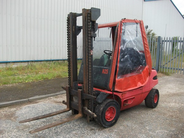 Buy Used Linde H25 Diesel Fork Lift