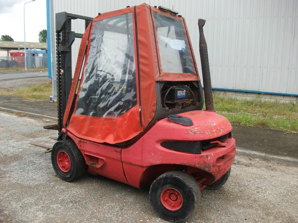Linde H25 Fork Lift for sale