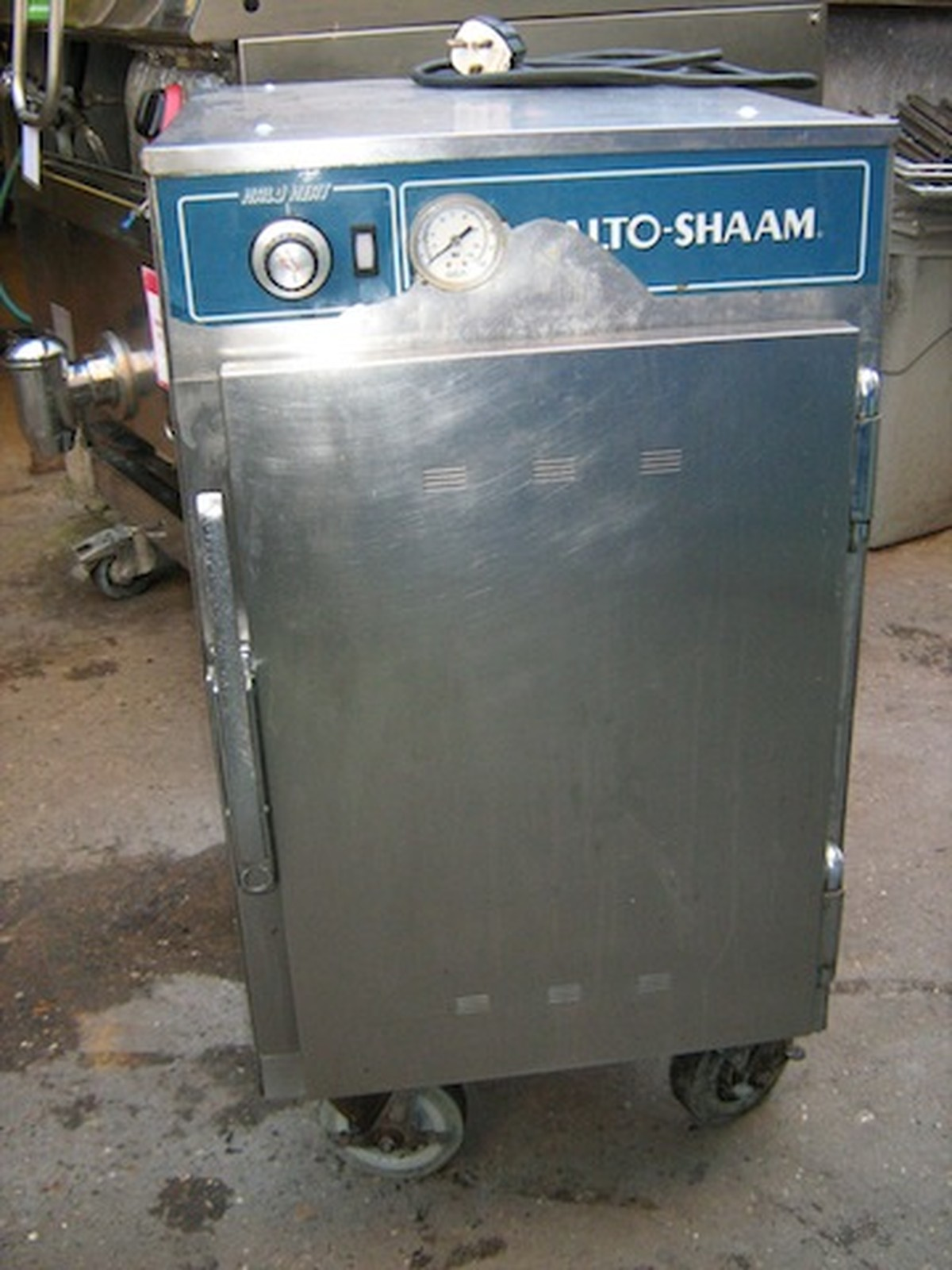 Hot Holding Cabinet Secondhand Catering Equipment Hot Cupboards Alto Shaam 500 S
