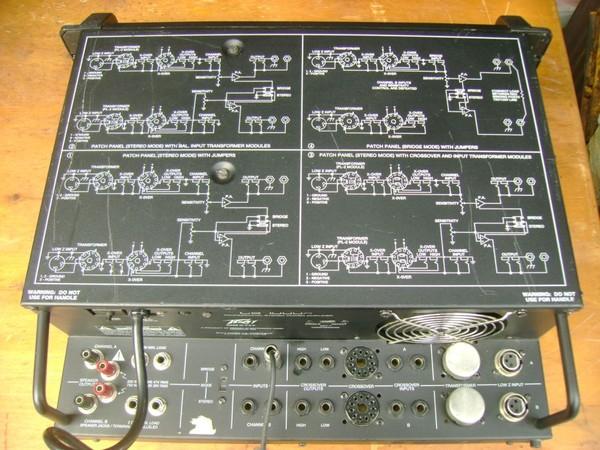 1x Peavey Amp CS1000x - Durham 2
