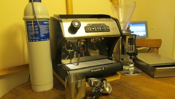 """La Spaziale"" 1 Group Coffee Machine"