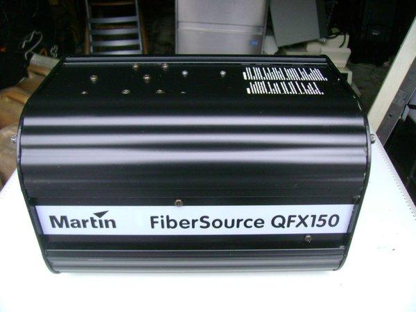 Martin Light Source QFX 150 and 42x Fiber Optic Cables - Durham