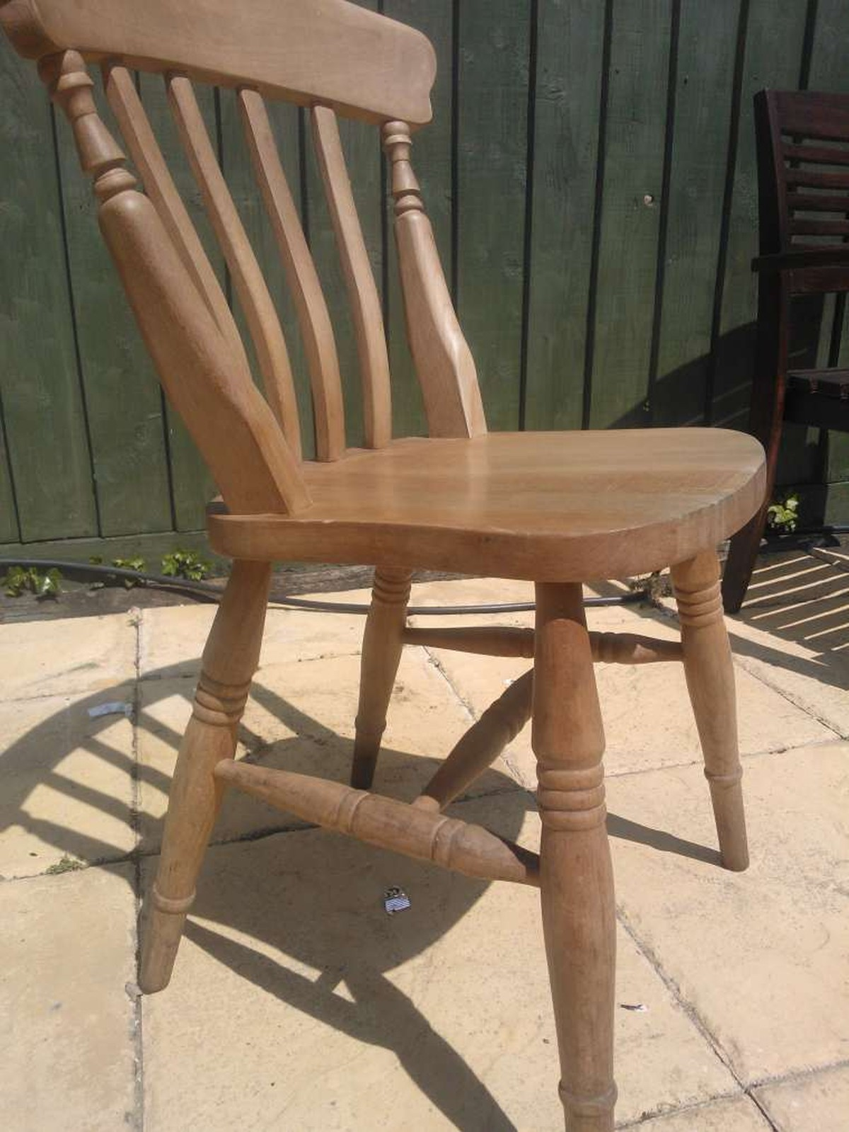 Farm Wood Furniture ~ Secondhand hotel furniture dining chairs beech