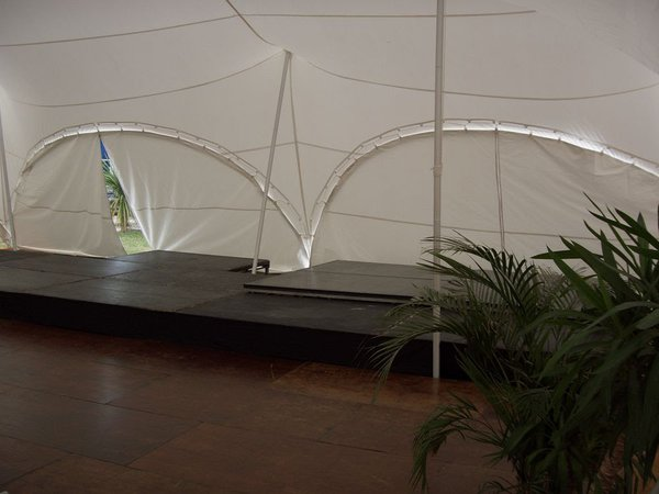 8'x4' Stage
