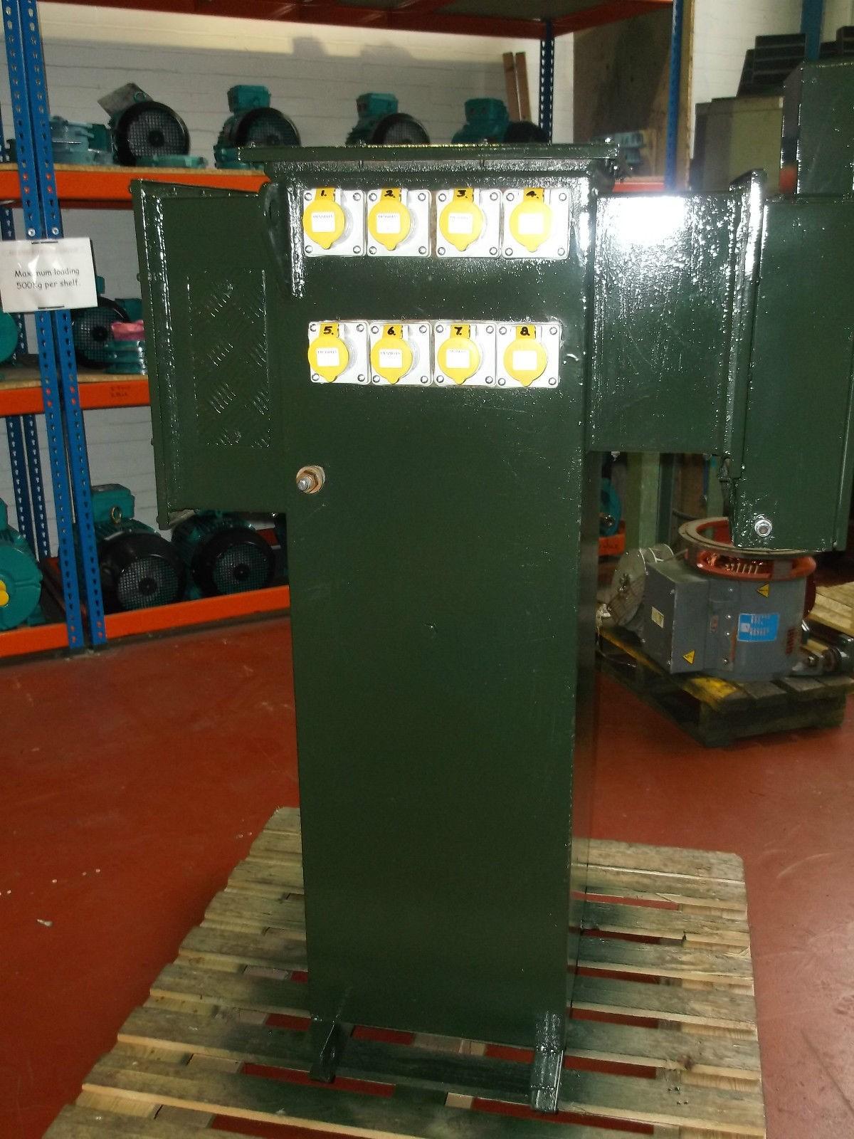 Secondhand Generators Power Distribution 25kva 415v