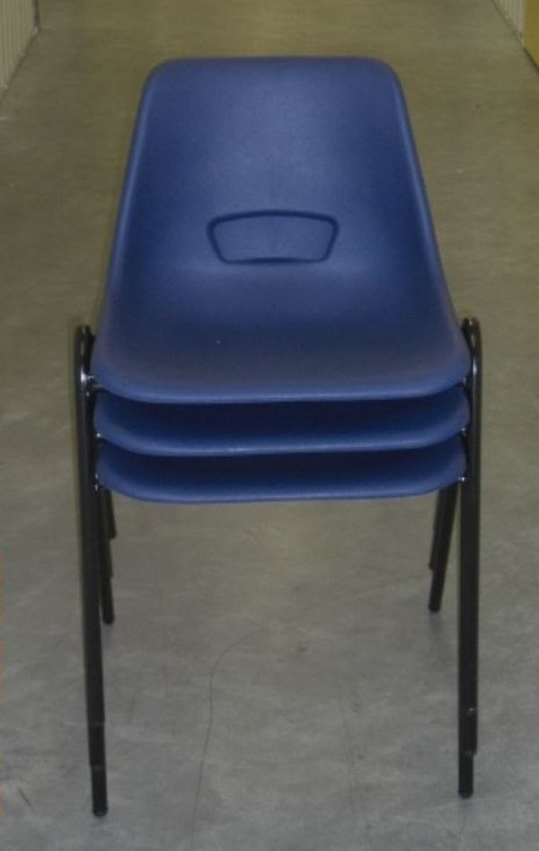 Multi purpose polypropylene chair
