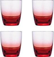 Faded red tumblers 10oz