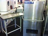 Hydro 850 Glass and dishwasher