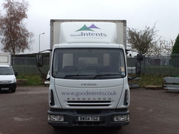 Iveco Eurocargo Curtainside Lorry for sale