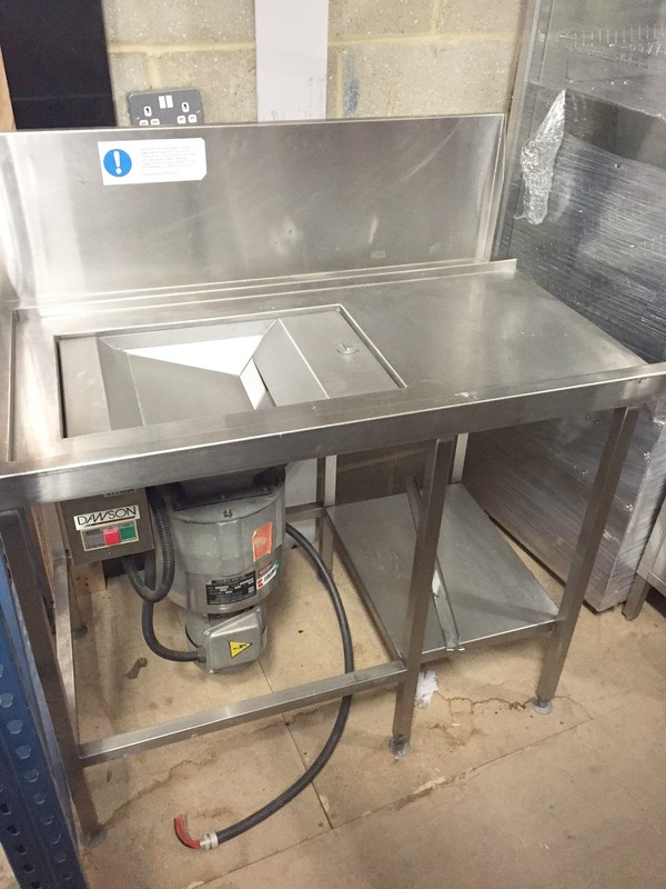 Commercial Food disposal unit
