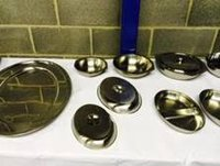 Stainless Flats, Vegetable Dishes and Banquet Dishes